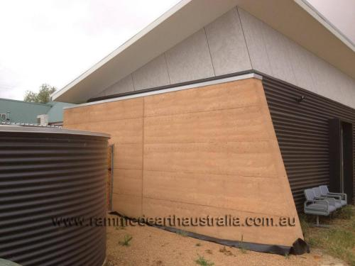 Rammed Earth By Rammed Earth Australia