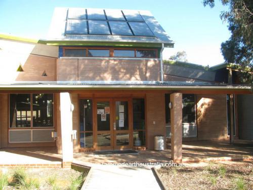 Rammed Earth @ Charles Sturt University