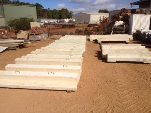 Rammed Earth Australia Pre-Cast Concrete