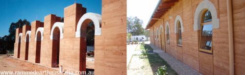 Rammed Earth Australia Pre-Cast Concrete